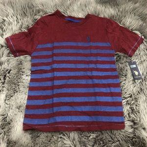 U.S Polo Assn. Striped Shirt (PM1643)